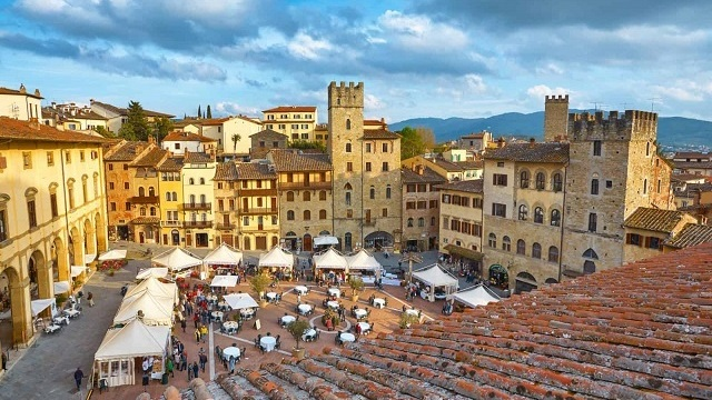 Flirtare ad Arezzo